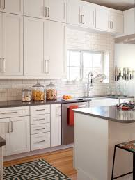 Grey Tiles With Grey Grout by Excellent Simple White Tile Backsplash With Grey Grout White