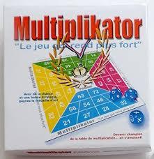 jeu de dés pour apprendre la table de multiplication fr