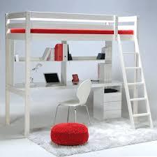 lit a etage avec bureau lit mezzanine avec bureau achat vente lit