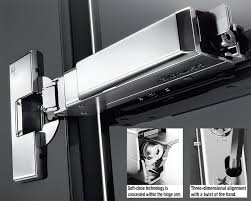 Ferrari Cabinet Hinges Replacement by Stop Loud Slamming Cabinet Doors With Soft Close Hinges Diy
