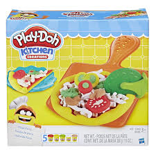 Amazon Play Doh Kitchen Creations Pizza Party Toys & Games