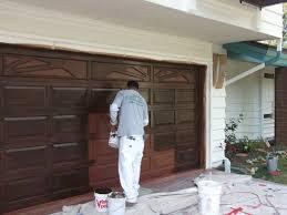 5 Simple Steps To Paint Your Garage Doors Marietta GA