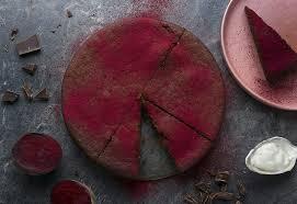 schokoladiger rote bete kuchen