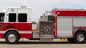 100 Hme Fire Trucks HME AhrensFox Top Mount Pumper CorunnaCaledonia Department