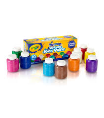 Crayola Bathtub Fingerpaint Soap Set by Crayola Kids Paint Joann