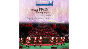 Win A Family 4 Pack Of Tickets To Portlands Singing Christmas Tree