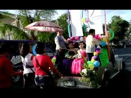 Parade Float Decorations Philippines by Manuel Parade With Pedicab Youtube