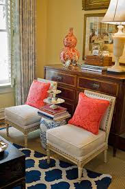 Coral Color Decorating Ideas by 282 Best Coral Interiors Images On Pinterest Colors Coral And