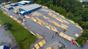 84 Lumber Shed Kits by 84 Lumber Components Plant Mt Airy Md Youtube