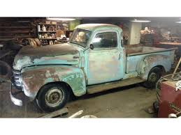 100 Classic Chevrolet Trucks For Sale 1948 Pickup For Carscom CC1188873