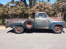 Well Preserved 1949 Studebaker 2R10 3/4 Ton Long Bed With Overhauled ... Classic Studebaker Trucks For Sale Timelesstruckscom 1950 Truck Classiccarscom Cc1045194 Truck Is Back On The Road The Wichita Eagle 1953 Pickup Sale 77740 Mcg Vintage Cars Searcy Ar Lucilles Vintiques Perfect Teal Rusty A Bit Wrinkled 1959 4e7 Rm Sothebys 1951 12ton Arizona 2011 1963 Champ 1907988 Hemmings Motor News 1949 Show Quality Hotrod Custom Muscle Car Hot Rod Network