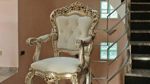 Baroque Chair With Leather Upholstery   IDFdesign High Back Black Chair Home Design Ideas Silk Cushions Vimercati Classic Fniture Absolom Roche In Leatherette Birthday Ideas 2019 Amazoncom Robert Smith Church Collection Tree Of Life Exquisite Handcarved Mahogany Louis Xvi Baroque French Reproduction Az Fniture Terminology To Know When Buying At Auction The Eighteenth Century Seat Essay Arturo Pani Fanciful Wing Tussah For Sale 1stdibs This Breathtaking High Back Chair Is Ornately Carved And Finished Aveiro Display Cabinet Oak Glass Madecom New Armchair Leather Waterrepellent Fabric Dauphine Silver Fabulous Touch Modern