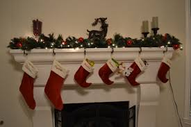 Decor: Fireplace Mantle Decorating With Pottery Barn Christmas ... Easy Knock Off Stockings Redo It Yourself Ipirations Decor Pottery Barn Velvet Stocking Christmas Cute For Lovely Decoratingy Quilted Collection Kids Barnids Amazoncom New King Stocking9 Patterns Shop Youtube Stunning Ideas Handmade Customized Luxury Teen