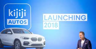 Kijiji To Launch 'Kijiji Autos' Vehicle Sale Platform In Canada