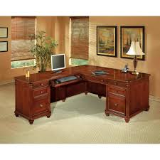 Whalen Greenwich Computer Desk Hutch Espresso by Executive L Shaped Desk With Hutch Hostgarcia