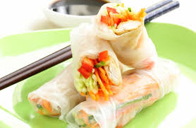 Calories In Libbys Pumpkin Roll by Spring Rolls Rice Paper Recipes Sparkrecipes