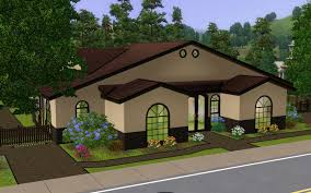 100 Houses Ideas Designs The Sims 3 Room Build And Examples