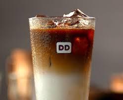 Dunkin Donuts Iced Macchiato