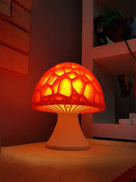 Bob Marley Lavalamp Moon Drop by Mushroom Lamp 3d Printed Hippy Lava Table Lamp Unique House And