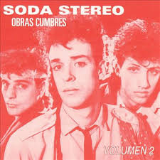 Obras Cumbres Vol 2 Soda Stereo Disco