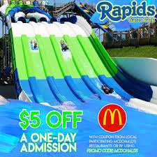 Rapids Water Park On Twitter: