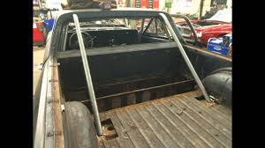 1967 El Camino Pro-Touring Build (roll Cage) Pt.7 - YouTube