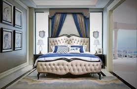 details zu 3 tlg schlafzimmer set design modern luxus schlafzimmer bett 2x nachttisch