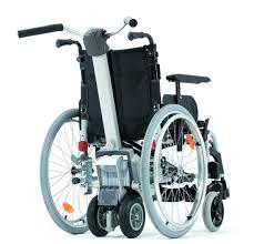 fauteuil roulant manuel avec assistance electrique dispositif de poussée les fauteuils manuels viamobil eco sofamed