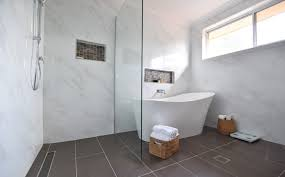 How To Make Your New Bathroom Easy To Clean By Design – 5 Tips - ATS ... 30 Bathroom Tile Design Ideas Backsplash And Floor Designs These 20 Shower Will Have You Planning Your Redo Idea Use Large Tiles On The And Walls 18 Shower Tile Ideas White To Adorn 32 Best For 2019 6 Exciting Walkin Remodel Trends Shop 10 That Make A Splash Bob Vila Tub Cversion Cost 44