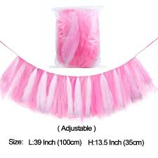 Baby Shower. Tutu Baby Shower: Ourwarm Tutu Tulle Table Skirts High ... Tutu Tulle Table Skirts High Chair Decor Baby Shower Decorations For Placing The Highchair Tu Skirt Youtube Amazoncom 1st Birthday Girls Skirt Babys Party Ivoiregion Chair 44 How To Make A Pink Romantic 276x138 Originals Group Gold For Just A Skip Away Girl 2019 Lovely