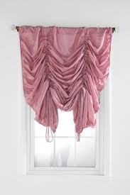 Pink Ruffle Curtains Urban Outfitters by 49 99 Ruched Balloon Shades In Lotsa Colors Excellent For The