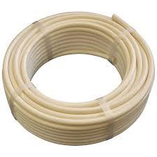 tuyau d alimentation nu aquaflow bru160 l 10 m diam 6 mm leroy