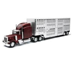 Long Haul Trucker – New-Ray Toys (CA) Inc. Truck Trailer Toy First Gear Peterbilt 351 Day Cab With Dual Dump Trailers Farmer Farm Tractor And Kids Set Onle4bargains 164 Scale Model Truckisuzu Metal Diecast Trucks Semi Hauler Kenworth And Mack Unboxing Big 116 367 W Lowboy By Horse Hay Biguntryfarmtoyscom Bayer Equipment Custom Bodies Boxes Beds Amazoncom Daron Ups Die Cast 2 Toys Games A Camping Pickup