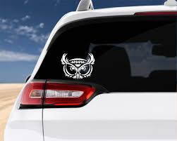 100 Cool Decals For Trucks Owl Decal Animal Decalscar Decals For Womenvinyl Etsy
