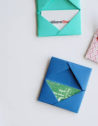 Homemade Gift Card Holders Free Paper Crafts Tutorial How To Make Easy Craft Step By