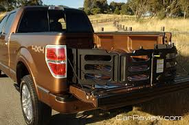 Pickup Bed Extender by Ford F 150 Stowable Bed Extender Car Reviews And News At