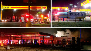 Fire Forces Evacuation At Waller Co. Truck Stop | Abc13.com Loves Opens Travel Stops In Mo Tenn Wash Tire Business The Planning 11m Truck Plaza 50 Jobs Triad Country Stores Facebook Truck Stop Robbed At Gunpoint Wbhf Back Webbers Falls Okla Retail Modern Plans To Continue Recent Growth 2019 Making Progress On Stop Wiamsville Il Youtube Locations Hiring 100 Employees Illinois This Summer Locations New Under Cstruction Bluff So Beltline Mcdonalds Subway More Part Of Newly Opened Alleghany County