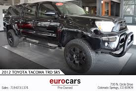 2012 Toyota Tacoma Stock # E1102 For Sale Near Colorado Springs, CO ...