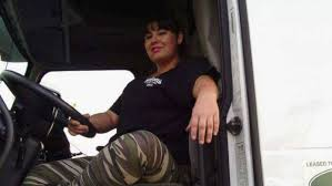 100 Female Truck Driver How This Female Trucker Deals With Men On The Road