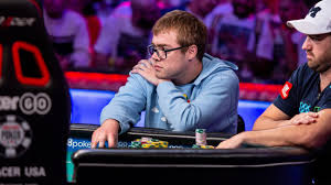 Michael Dyer Leads 2018 World Series Of Poker Main Event By Wide