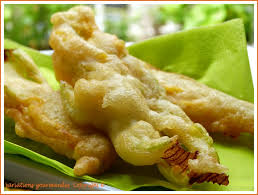 comment cuisiner les courgettes au four variations gourmandes beignets de fleurs de courgettes de