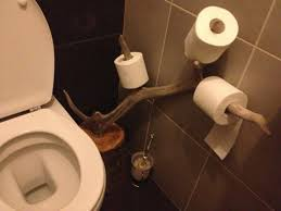 Orange Camo Bathroom Decor by My Friends New Toilet Roll Holder Toilet Paper Toilet And Cabin