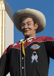 Big Tex In 2016