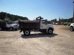 100 Truck And Equipment Trader 2005 INTERNATIONAL 4300 DUMP TRUCK Seminary MS 119884411