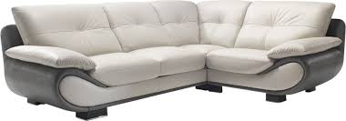canapé d angle pas chere canapé d angle cuir nelia canapé d angle pas cher mobilier et
