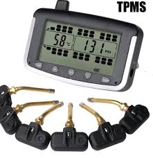 ̿̿̿(•̪ )Tire Pressure Monitoring System Car TPMS With 6 Pcs Internal ... Whosale Truck Tyre Pssure Online Buy Best Tire Pssure Monitoring System Custom Tting Truck Accsories Or And 19 Similar Items Tires Monitoring From Systemhow To Use The Tpms Sensor Atbs Technologyco 10 Wheel Tpms Monitor Safety Nonda U901 Auto Wireless Lcd Car Tst507rvs4 Technology Tst