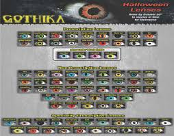 Prescription Halloween Contacts by Halloween Contacts Lenses