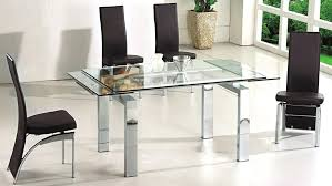 extendable glass top dining table – mailgapp