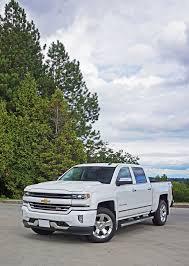 100 Milk Truck Tester 2016 Chevrolet Silverado 1500 Crew Cab Short Box 4WD LTZ Z71 Road