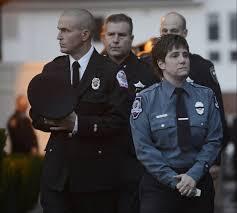 Wheeling police officer remembered as joyful fearless